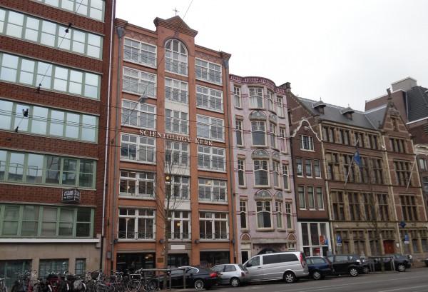 Scientology Kerk Amsterdam